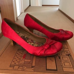 Used Jellypop Foy Pump size 11